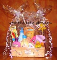 how to make a gift basket cheap baby gift basket savvy tips for a and inexpensive