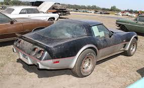 1978 corvette stingray nebraska farmer buys lambrecht chevy s 4 mile 1978 corvette indy