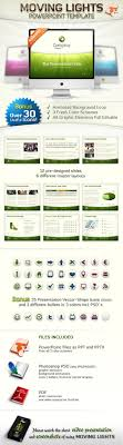 layouts for powerpoint free moving lights powerpoint template by orange box graphicriver