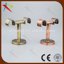 double ceiling metal curtain brackets curtain rod brackets buy
