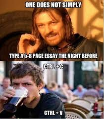 Write Your Own Meme - oh that s awful come on people write your own papers and don