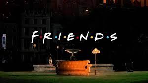 friends tv show home