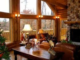 log home interior photos avalon log homes