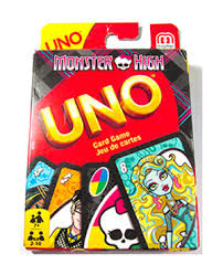 uno monster rules uno rules