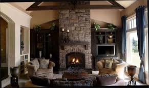 family room designs with fireplace photo gallery of the family room design ideas with fireplace cozy