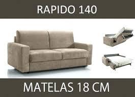 canapé convertible microfibre canape lit matelas epais canape lit avec matelas le type de varie en