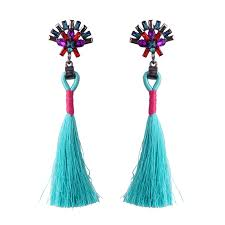 best earrings best 2017 new fashion statement jewelry tassel earring