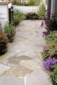 Backyard Walkway Ideas by Landscaping Photos Purple Plants Walkways And Backyard