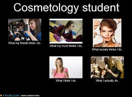 Cosmetology Meme - seriously that s basically the truth beautician not magician
