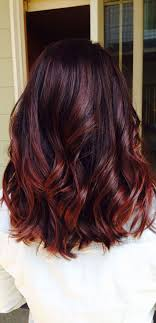 reddish brown hair color burgundy hair color how to get the perfect shade
