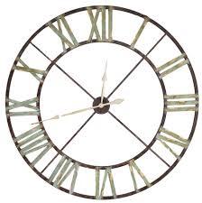Horloge Murale Cuisine Design by Geante Grande Horloge De Gare Cuisine Industriel Usine Loft Murale