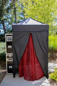 photo booth tent 5x5 canopy outdoors booth lc photo booths