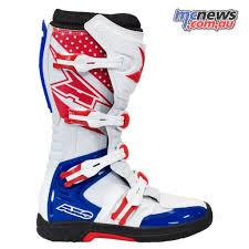 axo motocross gear ficeda announce axo mx one boots mcnews com au