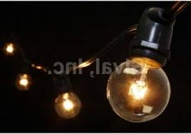 string light suspension kit outdoor patio string lights commercial a guide on globe light