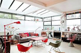 loft home decor bright french loft with a retro interior décor