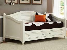 daybeds stunning daybeds with drawers for girls cozy white