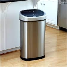 accessories tilt out trash bin cabinet trash can home depot