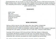 download bartender resume templates haadyaooverbayresort com