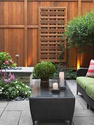 Privacy Fence Ideas For Backyard Landscaping Ideas For Privacy
