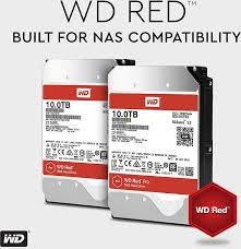 western digital hard drive black friday wd 10tb red and red pro nas hard drives now available