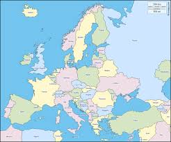 Serbia World Map by Map Of Europe Facts U0026 Information Beautiful World Travel Guide