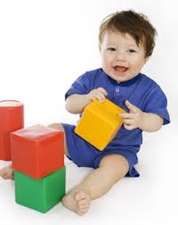 Image result for toddler playing with toys