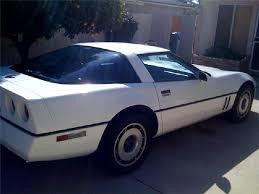 85 corvette for sale white 85 corvette 1985 corvette for sale