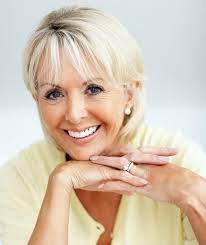 the charm of short hairstyles for older women with fine hair