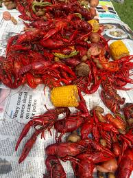 my first crawfish boil u2013 the rose table