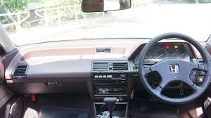 2005 Honda Accord Interior File Honda Accord 1985 Japan Interior Jpg Wikimedia Commons