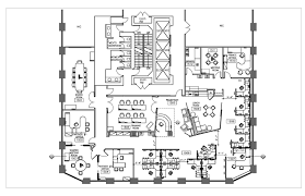 office furniture floor plan thraam com