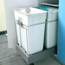 poubelle cuisine ouverture automatique poubelle cuisine encastrable poubelle cuisine encastrable ikea