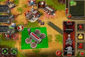 command and conquer android command conquer alert screenshots images and pictures