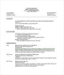 resume templates 27 word pdf documents download