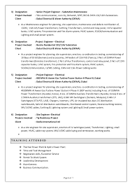 Sample Resume Of Experienced Mechanical Engineer Build Cover Letter Free How To Explain Gap In Employment On My