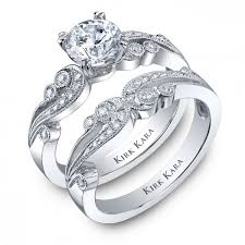 kirk kara wedding band kirk kara k1250db wedding ring