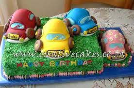 barbie cake design 3d car cake design