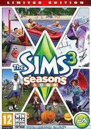 the sims 3 seasons origin game