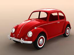 volkswagen classic beetle pixelated vertex vw beetle