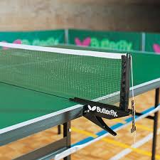 butterfly table tennis net set butterfly table tennis net and post set bishopsport co uk
