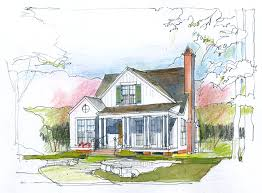 Southern Living Plans by The Cherry Hill Southern Living House Plans