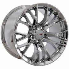 lexus rims bubbling amazon com 19x10 wheel fits corvette c7 z06 style pvd chrome