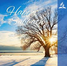 adventist messenger on happy sabbath from canadian