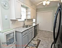 How To Update A Galley Kitchen Kitchen Remodels Minimax Kitchen And Bath Gallery