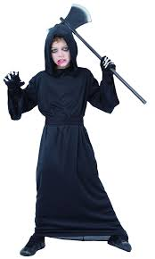 kids halloween fancy costume horror dress skeleton vampiress witch
