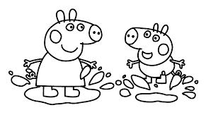 Imagenes En Hd Para Imprimir   dibujos para colorear de peppa pig online hd