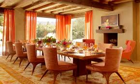 dining room window home design 79 extraordinary dining room curtain ideass