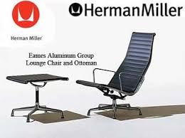 Desk Chair Herman Miller Eames Aluminum Group Lounge Office Task Desk Chairs By Herman