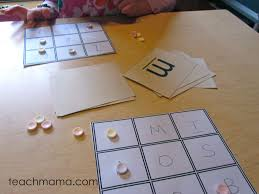 printable alphabet recognition games build your own bingo games uppercase and lowercase letter match