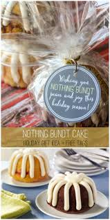 nothing bundt cake gift ideas with free birthday and christmas